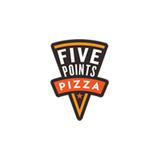 Five Points Pizza West Logo