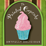 The Painted Cupcake Logo