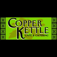Copper Kettle Cafe & Catering Logo