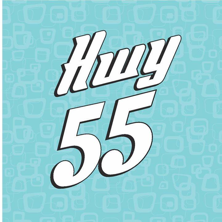 Hwy 55 Burgers, Shakes & Fries (7240 Nolensville Rd) Logo