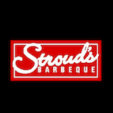 Strouds Barbecue Logo