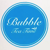 Bubble Tea Time Logo