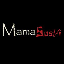 Mama Sushi- Hamilton Heights Logo