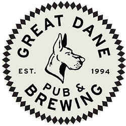 The Great Dane Pub & Brewing Co. - Eastside Logo