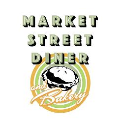 Market Street Diner Logo