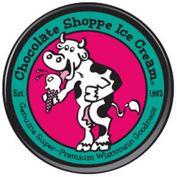Chocolate Shoppe Ice Cream Co. - Midvale Logo