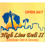 High Line Deli II Logo