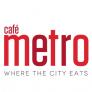 Cafe Metro (Metrotech Ctr) Logo