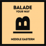 Balade Your Way - Midtown East Logo