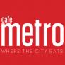 Cafe Metro (Broadway) Logo