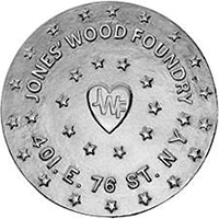 Jones Wood Foundry Logo