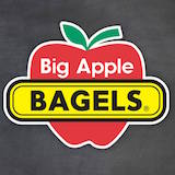 Big Apple Bagels Logo