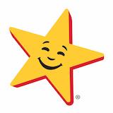 Hardee's - Middleton Parmenter St Logo