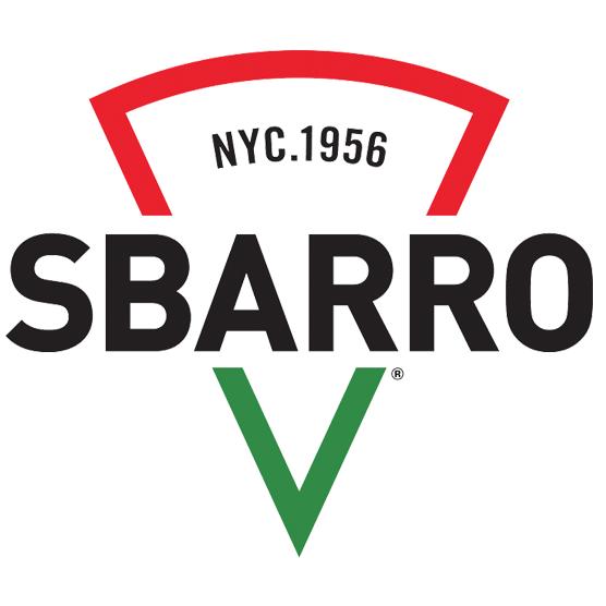 Sbarro  (66 West Town Mall) Logo