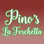 Pino's La Forchetta Pizzeria Logo
