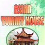 Asian yummy house Logo