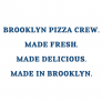 Brooklyn Pizza Crew Logo