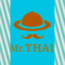 Mr. Thai Restaurant - Ridge Wood Logo