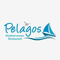 Pelagos Mediterranean Restaurant Logo