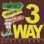 Three Way Restaurant Logo