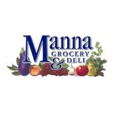 Manna Deli & Grocery Logo