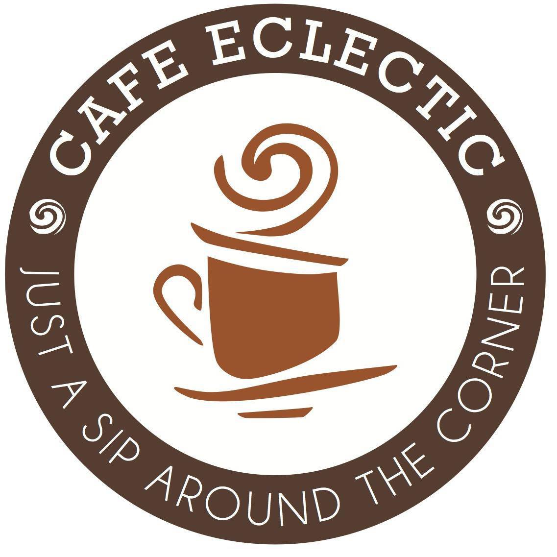 Cafe Eclectic (Harbor Town) Logo