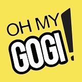 Oh My Gogi Market Square Logo