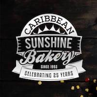 Caribbean Sunshine Bakery (Silver Star) Logo