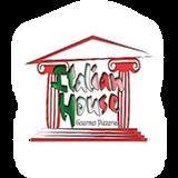 Italian House Restaurant Logo
