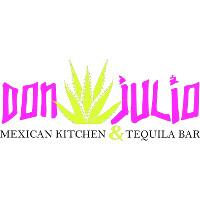 Don Julio Mexican Grill Logo