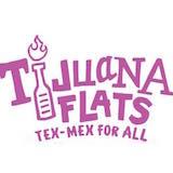 Tijuana Flats (Pineloch and Orange) Logo