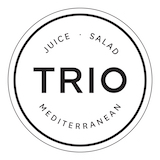 Trio Eatery and Juice Bar Logo