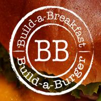 Build a Breakfast Build a Burger Logo