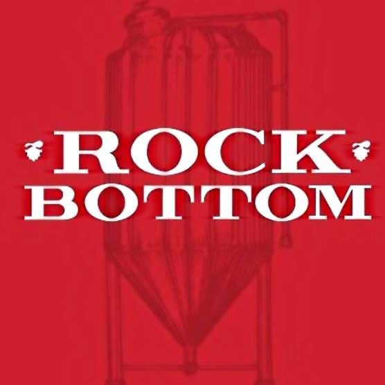 Rock Bottom Brewery (740 N Plankinton Ave) Logo