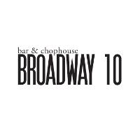 Broadway 10 Bar & Chophouse Logo