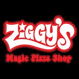 Ziggy's Magic Pizza Shop Logo