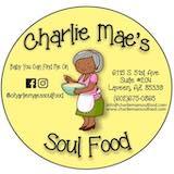 Charlie Mae's Soul Food Logo
