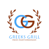 Greeks Grill - Chandler Logo