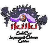 Ikiiki Sushi (Kenmore) Logo