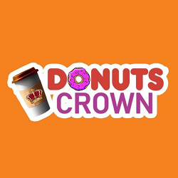 Donuts Crown Logo