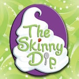 The Skinny Dip Frozen Yogurt Bar -541 Logo