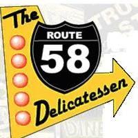 58 Deli Diner Logo