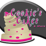 Cookie's Cakes and More  Logo