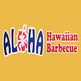 Aloha Hawaiian BBQ Logo