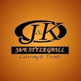 J&K Style Grill (Military Hwy) Logo