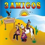 Three Amigo's Logo