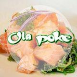 Ola Poke (North Austin) Logo