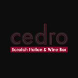 Cedro Scratch Italian and Wine Bar Logo