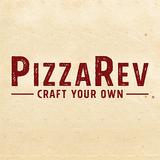 PizzaRev - Round Rock Logo