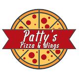 Pattys Pizza & Wings Logo